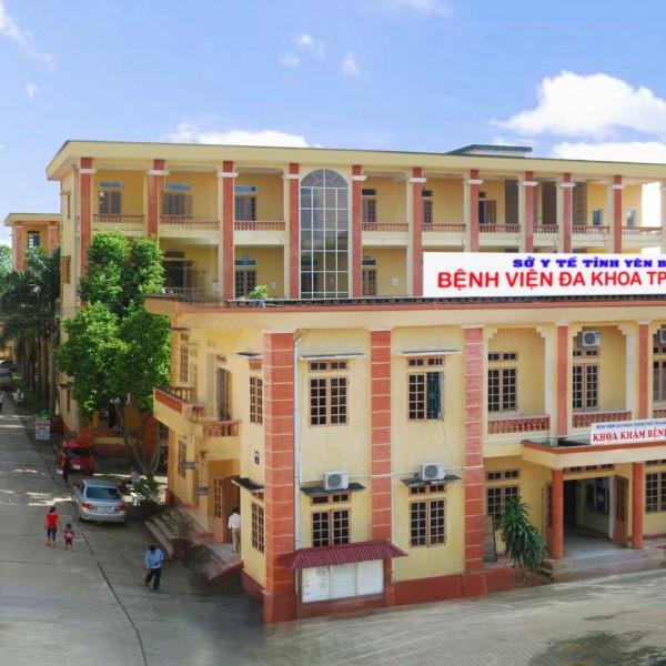 bệnh viện yên bái