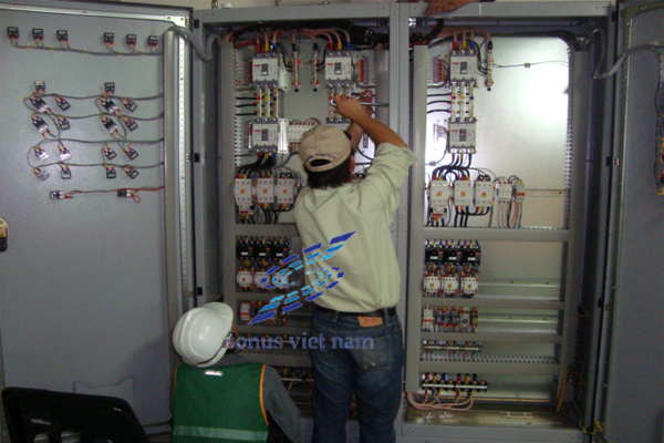 Bảo trì hệ thống cơ điện