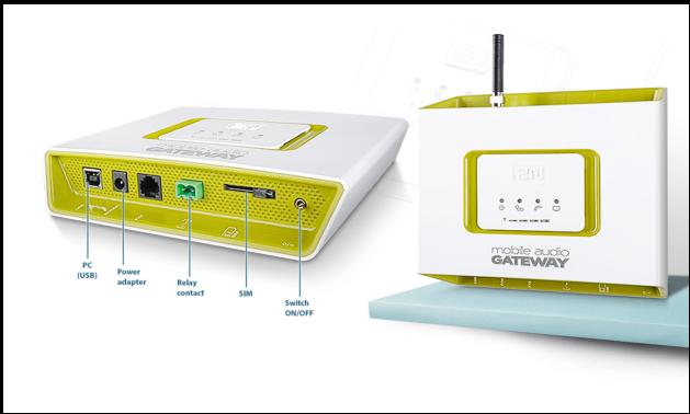 2N Mobile Audio Gateway
