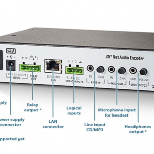 2N Net Audio Encoder